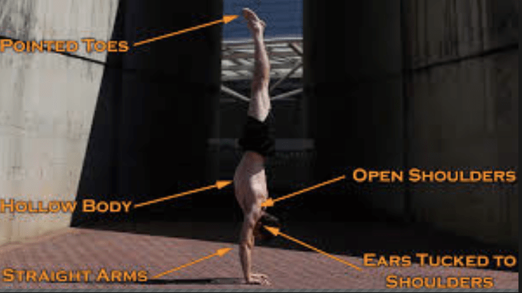 10 simple steps to master the freestanding handstand