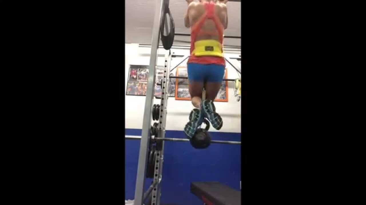 How-to 24Kg Chin-Up