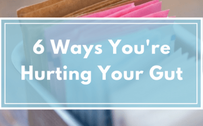 6 Ways You're Hurting Your Gut